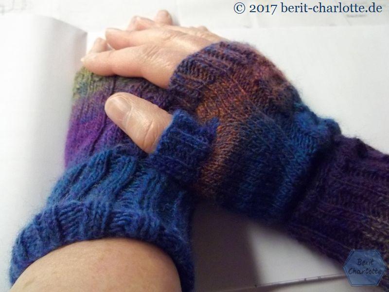 Handstulpen aus 3Cento