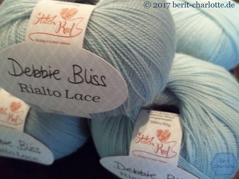 Lacegarn von Debbie Bliss