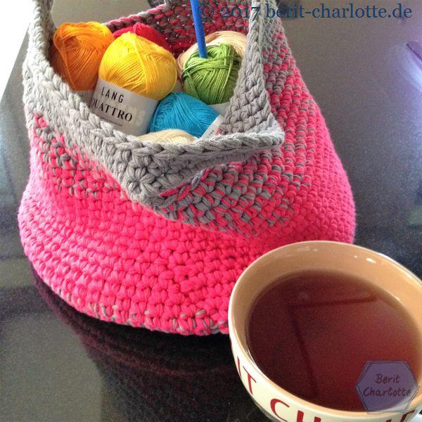 Tee und häkeln
