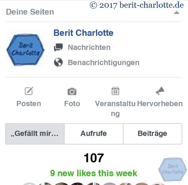 """Facebook: meine aktuellen """"Gefällt-mir""""-Angaben"""