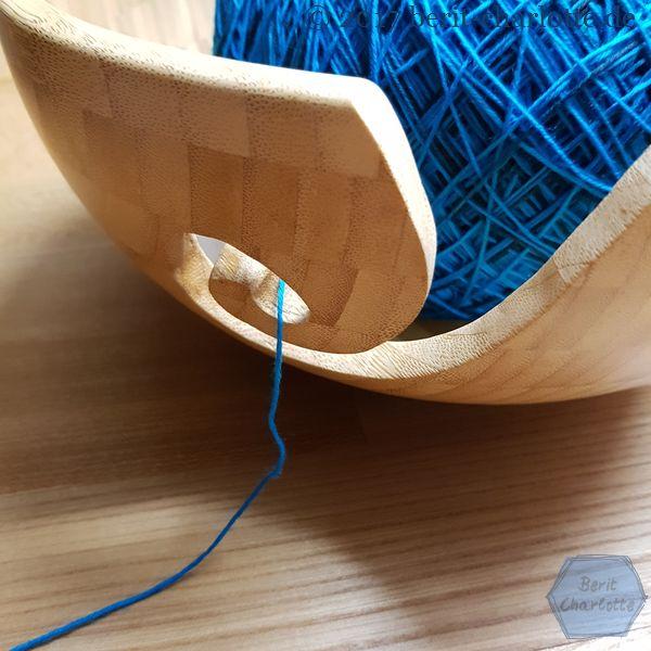 Garnschale Holz garnschale aus holz – berit charlotte