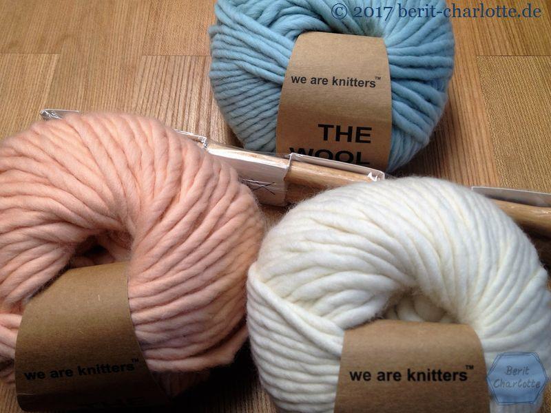 6 für 17 im Juli und August - muss es unbedingt die ganz dicke Wolle sein?