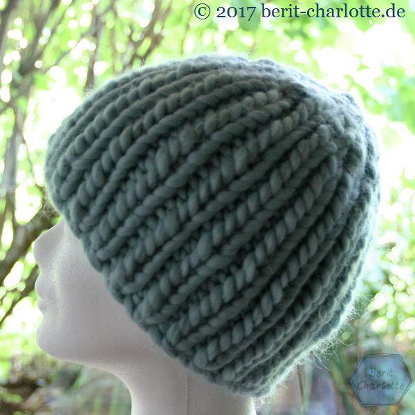 Mütze - schön warm und kuschelig