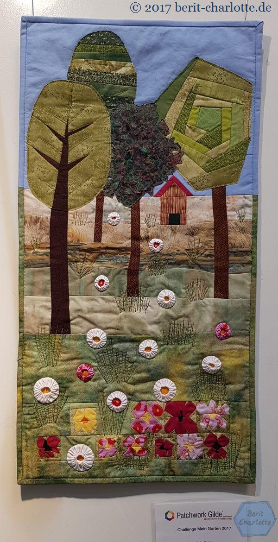 Motto der Ausstellung: Mein Garten