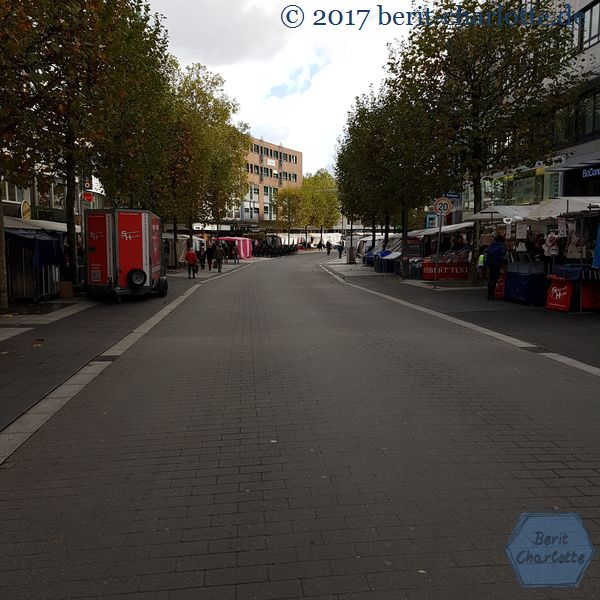 holländischer Stoffmarkt in Bochum