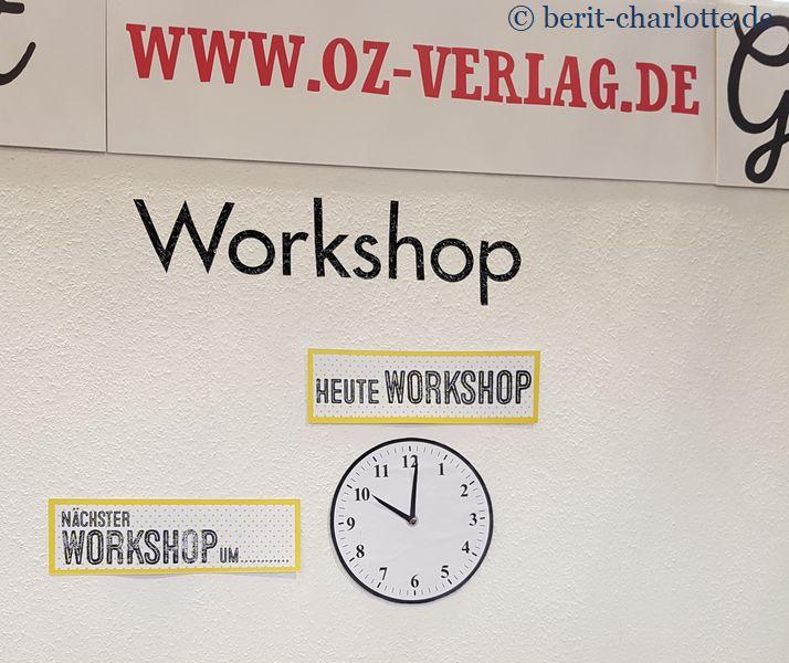 Workshop oz-Verlag