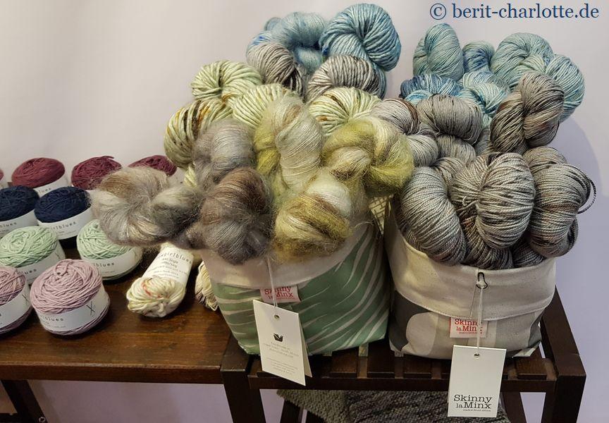 Wolle von Cowgirlblue - Utensilos von Skinny la Minx