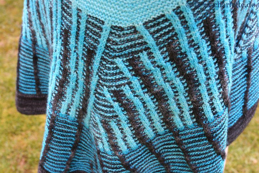 Detailaufnahme Tuch Nr. 1.