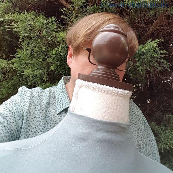 Marlene und ich - eine Schneiderpuppe, selbstgebaut mit meinen Maßen