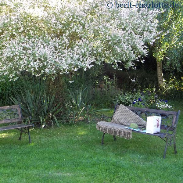 An Tag 10 zeige ich euch einen besonders schönen Outdoor-Knittting-Platz.