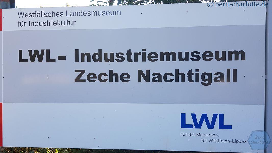 Dort ist nicht nur ein technisches Museum untergebracht,