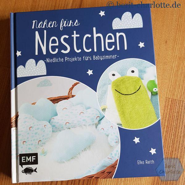 Nähen fürs Nestchen - niedliche Projekte fürs Babyzimmer