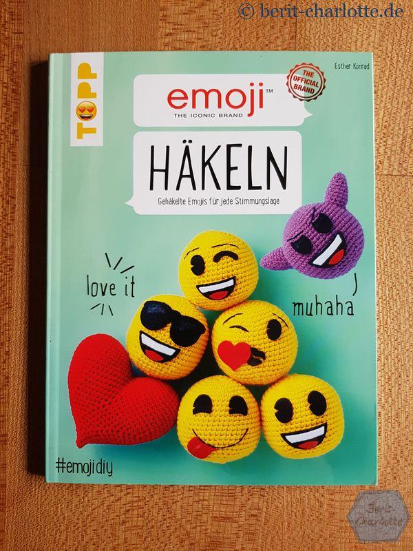 Emoji häkeln - vom Topp Verlag
