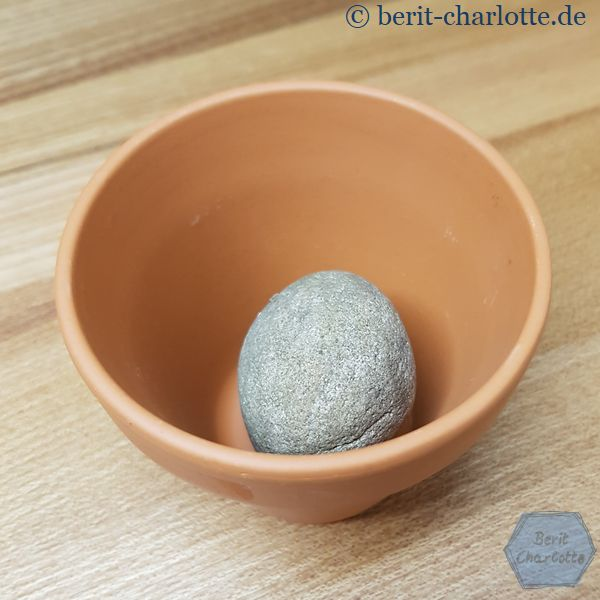 Der Stein für den sicheren Stand.