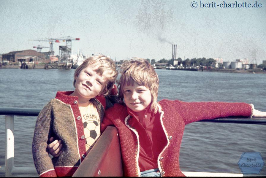Solche Bilder gibt es viele aus meiner Kindheit.